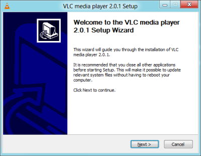 Cara Install Plugin VLC Media Player Langkah 2