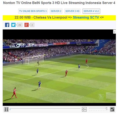 Live Streaming Sctv: Cara Install Plugin VLC Player Untuk Firefox Chrome Opera